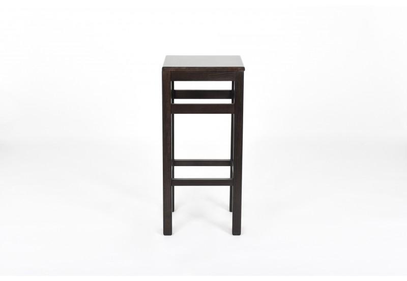 Kocka drveno sjedalo Stolice